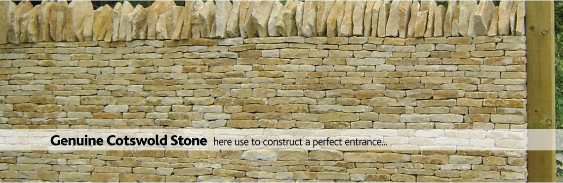 Genuine Cotswold Stone
